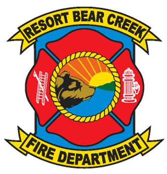 resort bear creek fire department